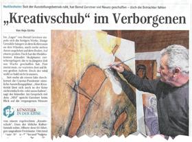 Gerstner Presse 2020